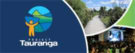 Project Tauranga News - July/August 2018