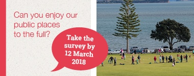 Public places bylaws review – have your say!