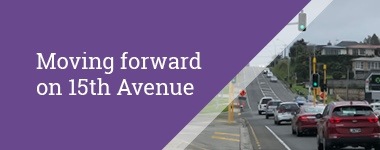 Read more about the construction starting on 15th Avenue
