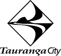 Single-colour black logo