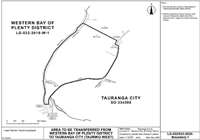 Tauriko West Boundary Change