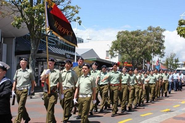 Western Bay of Plenty Cadet Unit
