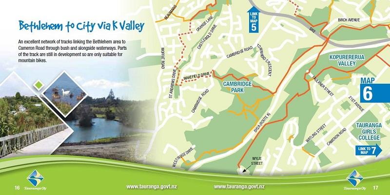 Bethlehem to City via K Valley