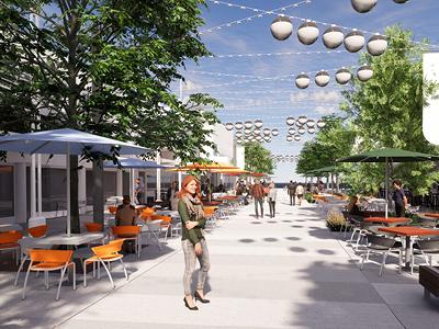 Wharf Street concept