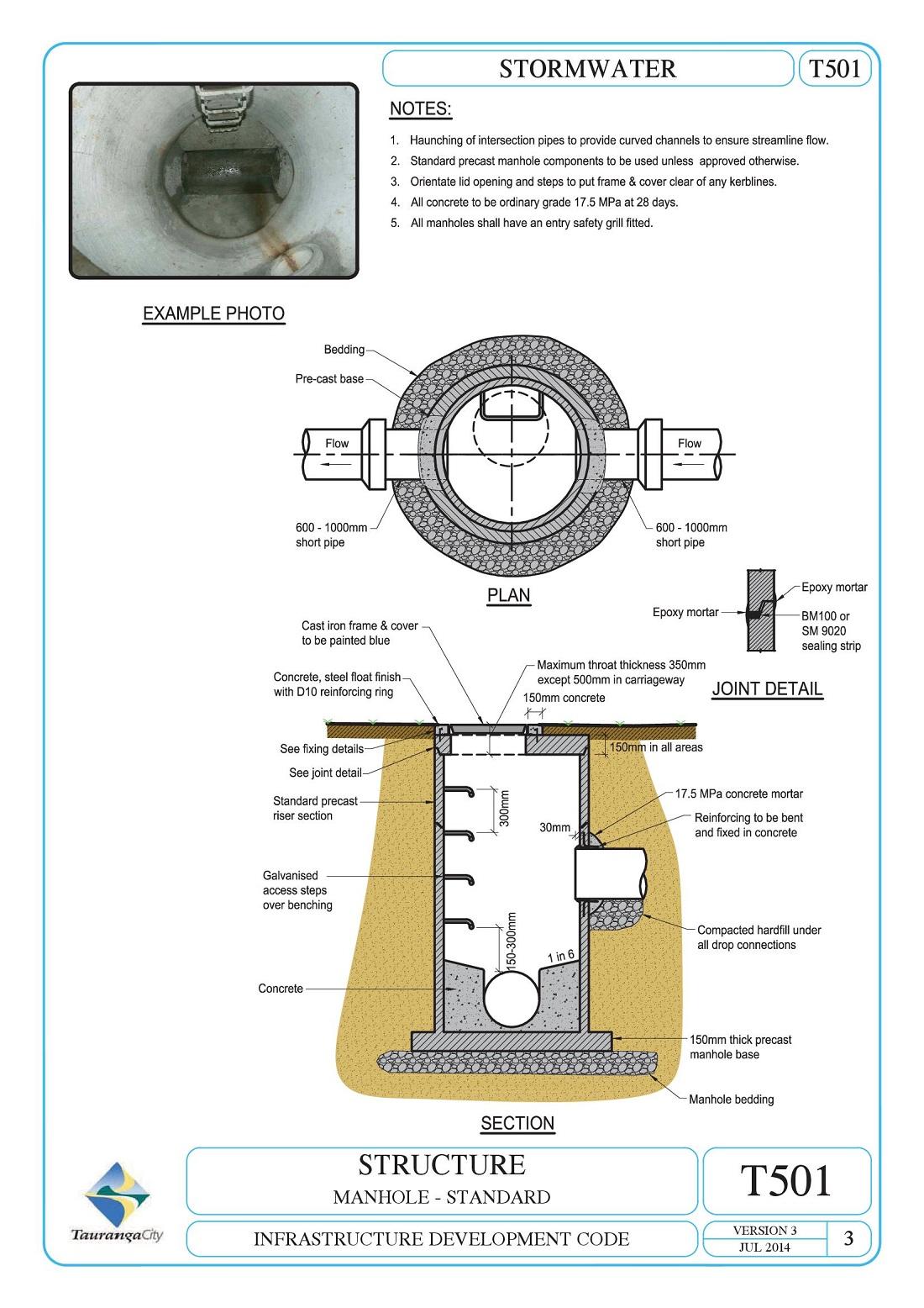 Manhole - Standard