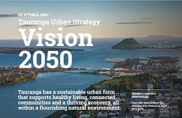 Tauranga Urban Strategy Vision