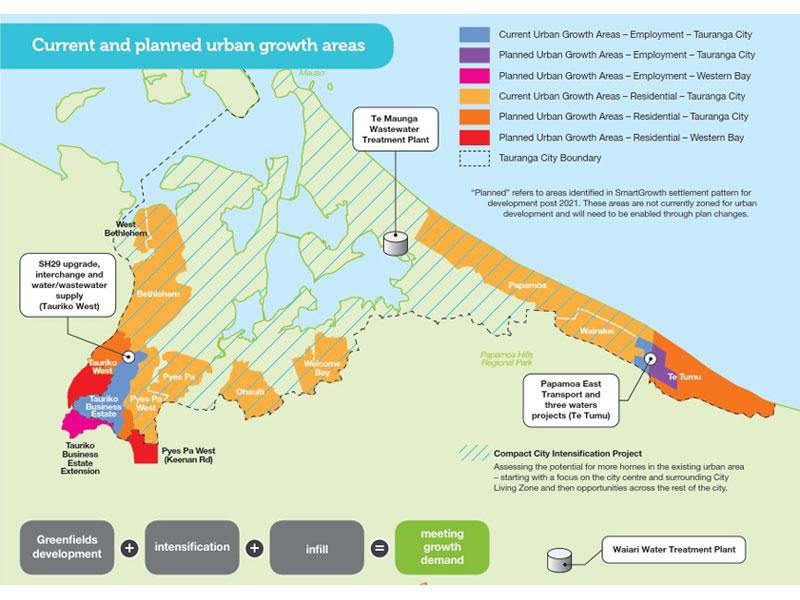 Urban growth areas