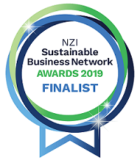Sustainable Business Network - Awards finalist 2019