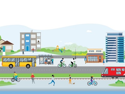 Urban Form and Transport Initiative (UFTI)